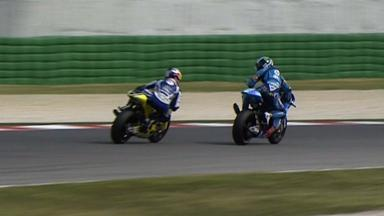 Misano 2011 - Moto2 - FP3 - Action - Pol Espargaro