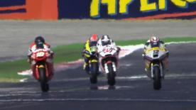 Stefan Bradl konnte im Abschlusstraining von Misano seine Rivalen hinter sich lassen und die Pole vor Marc Márquez und Yuki Takahashi holen.