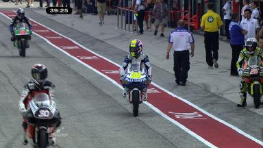 Misano 2011 - 125cc - FP3 - Full session