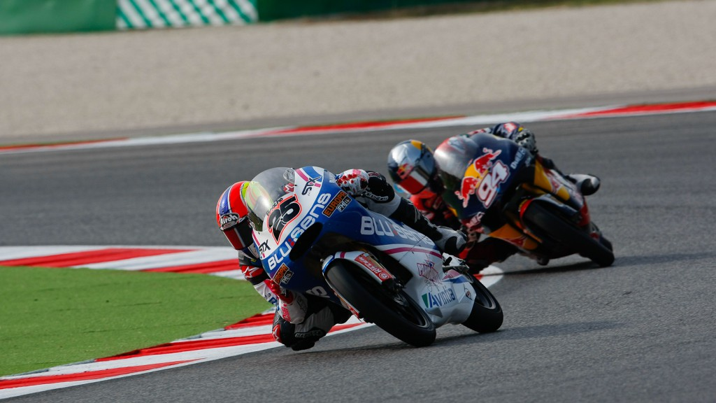 Maverick Viñales, Blusens by Paris Hilton Racing, Misano QP