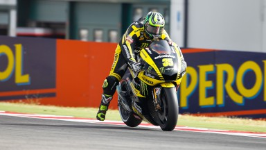Cal Crutchlow, Monster Yamaha Tech 3, Misano QP