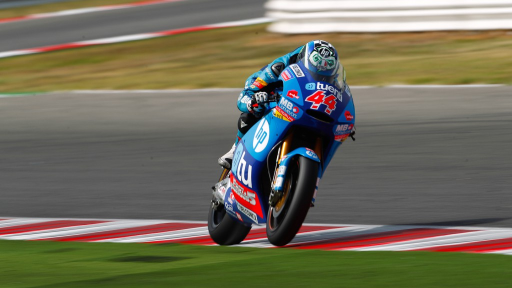 Pol Espargaro, HP Tuenti Speed Up, Misano QP