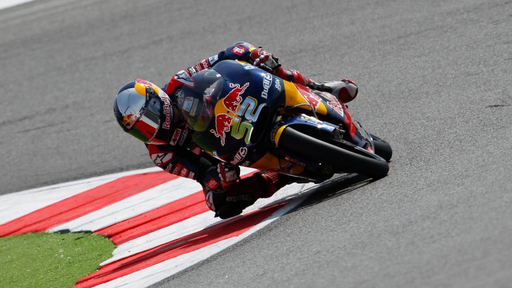 Danny Kent, Red Bull Ajo MotorSport, Misano QP