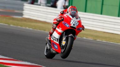 Nicky Hayden, Ducati Team, Misano QP