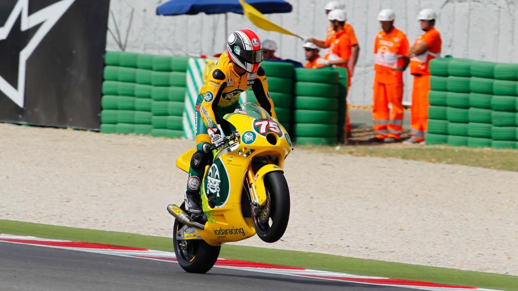 Mattia Pasini, Ioda Racing Project, Misano QP