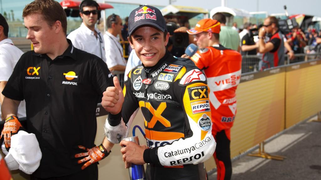 Marc Marquez, Team CatalunyaCaixa, Misano QP
