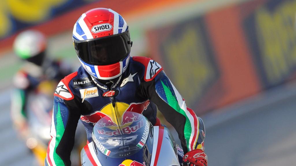 Lorenzo Baldassarri, Red Bull Rookies Cup, Misano