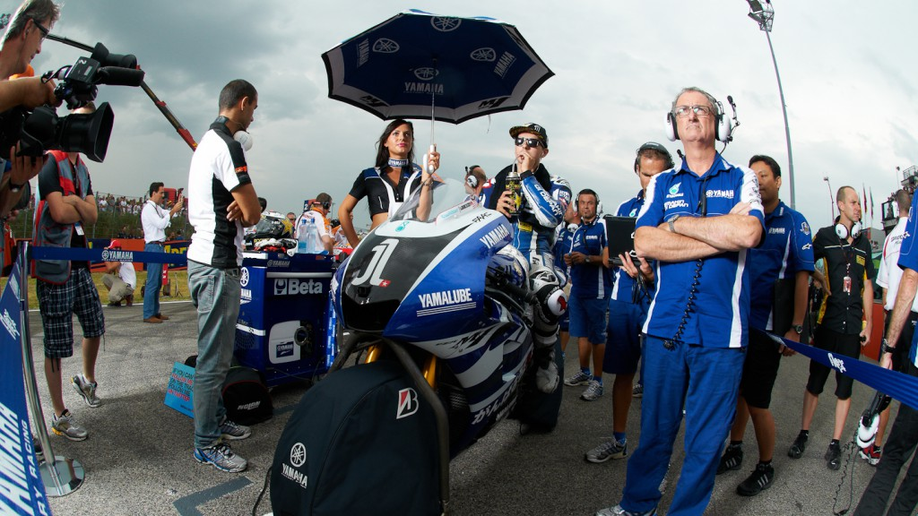 Jorge Lorenzo, Yamaha Factory Racing, Misano RAC - © Copyright Alex Chailan & David Piolé