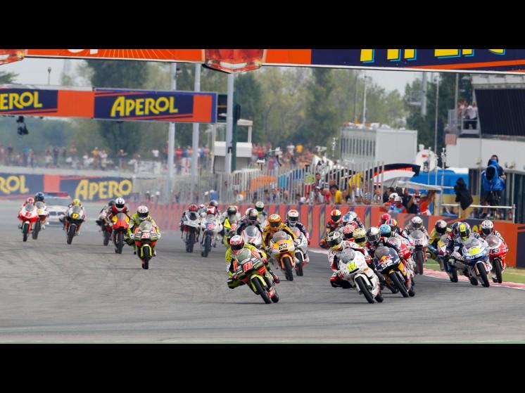 -Moto GP- Season 2011- - 03 125cc slideshow