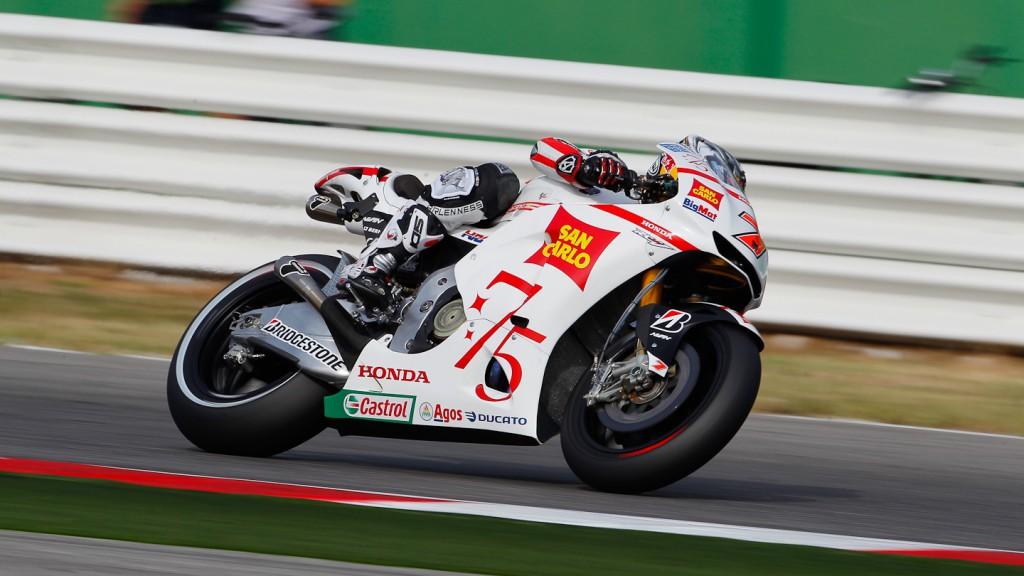Hiroshi Aoyama, San Carlo Honda Gresini, Misano RAC