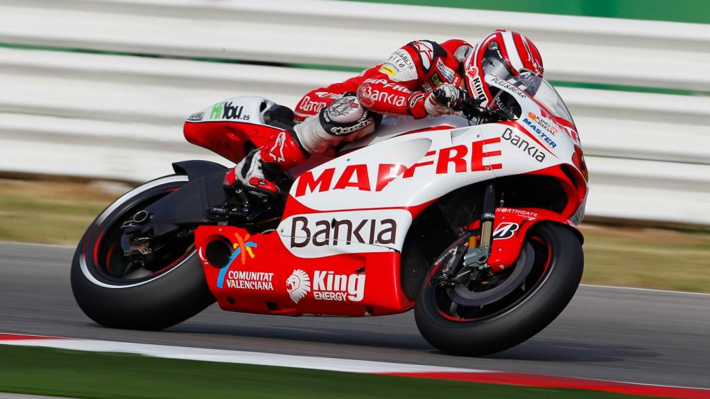 Hector Barbera, Mapfre Aspar Team MotoGP, Misano RAC
