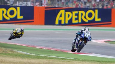 Ben Spies, Yamaha Factory Racing, Misano RAC