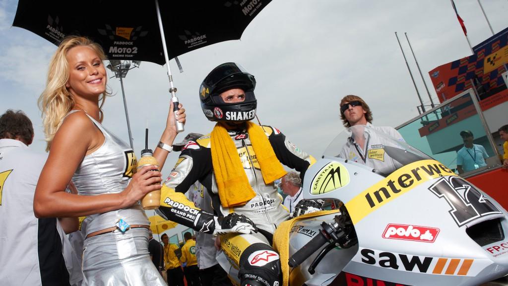 Thomas Luthi, Interwetten Paddock Moto2, Misano RAC - © Copyright Alex Chailan & David Piolé