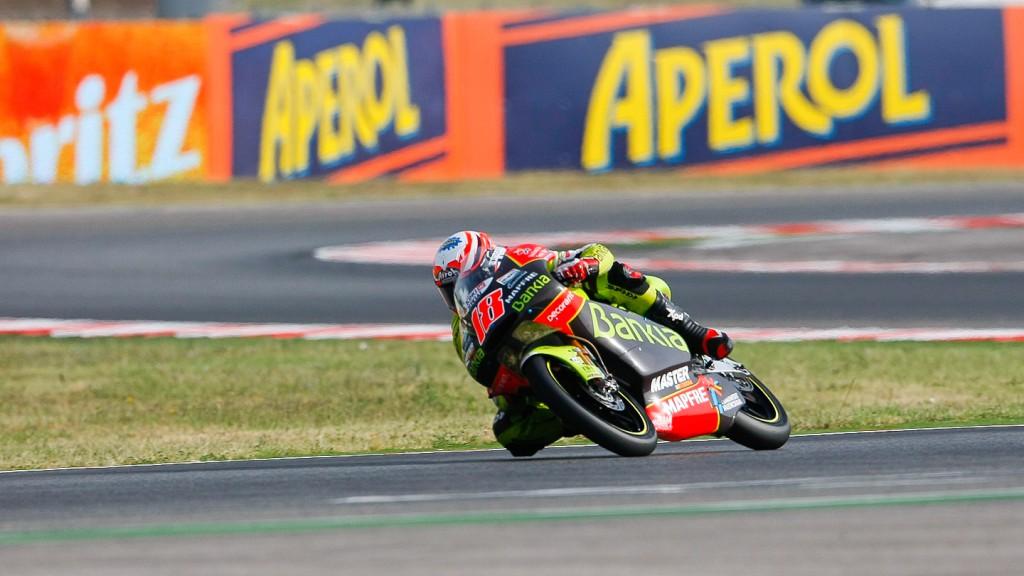 Nico Terol, Bankia Aspar Team 125cc, Misano RAC