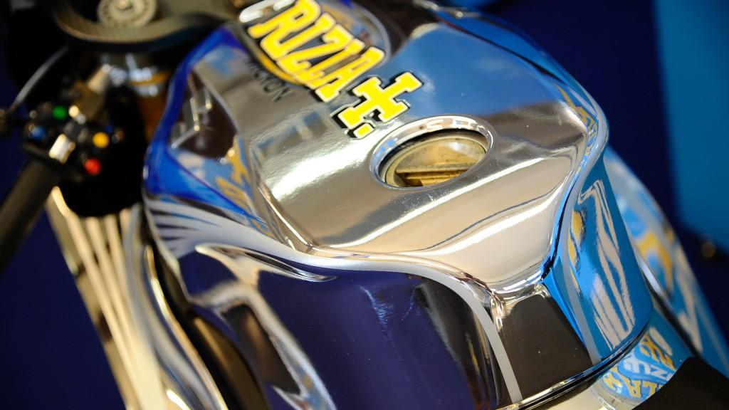 Rizla Suzuki unveils `Micron´ livery for Misano race