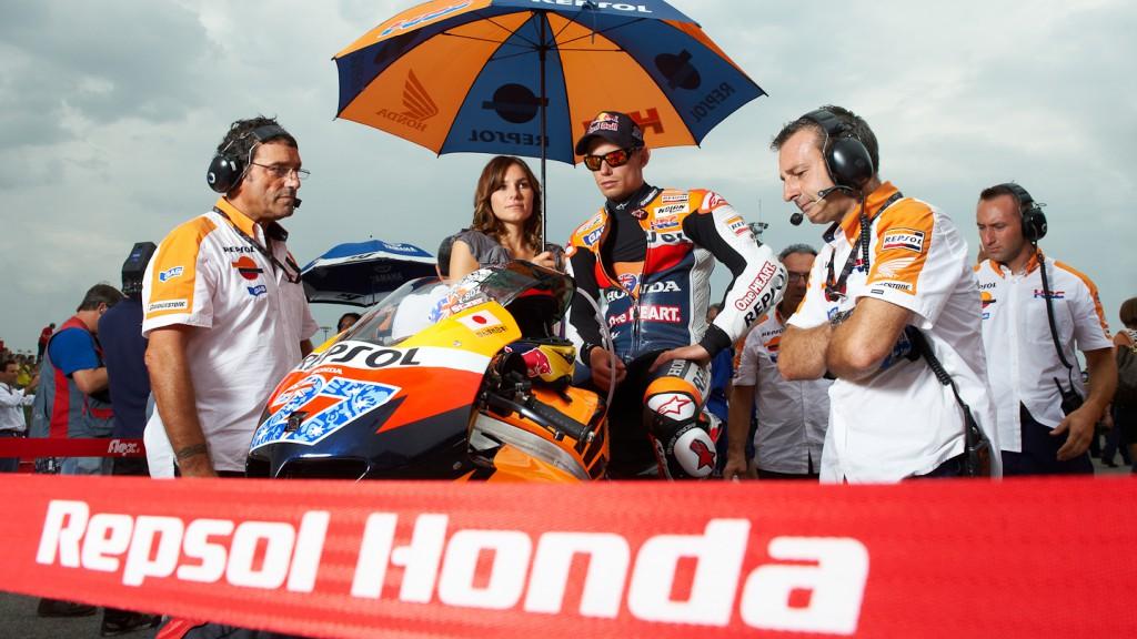 Casey Stoner, Repsol Honda Team, Misano RAC - © Copyright Alex Chailan & David Piolé