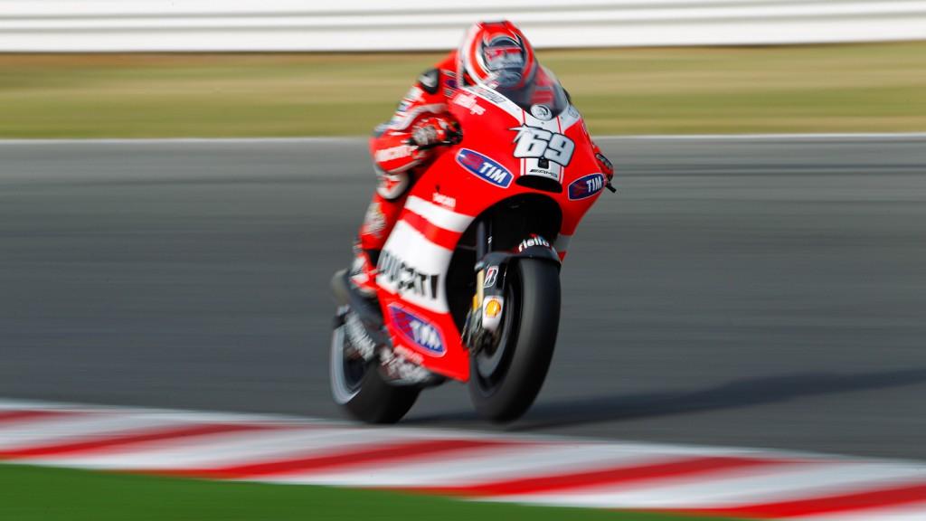 Nicky Hayden, Ducati Team, Misano RAC