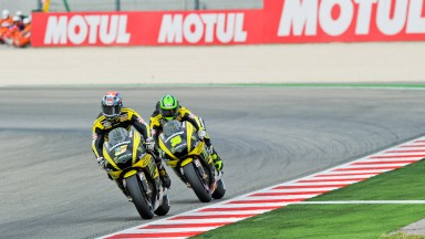 Colin Edwards, Cal Crutchlow, Monster Yamaha Tech 3, Misano RAC