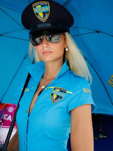 Paddock Girls, GP Aperol di San Marino e della Riviera di Rimini