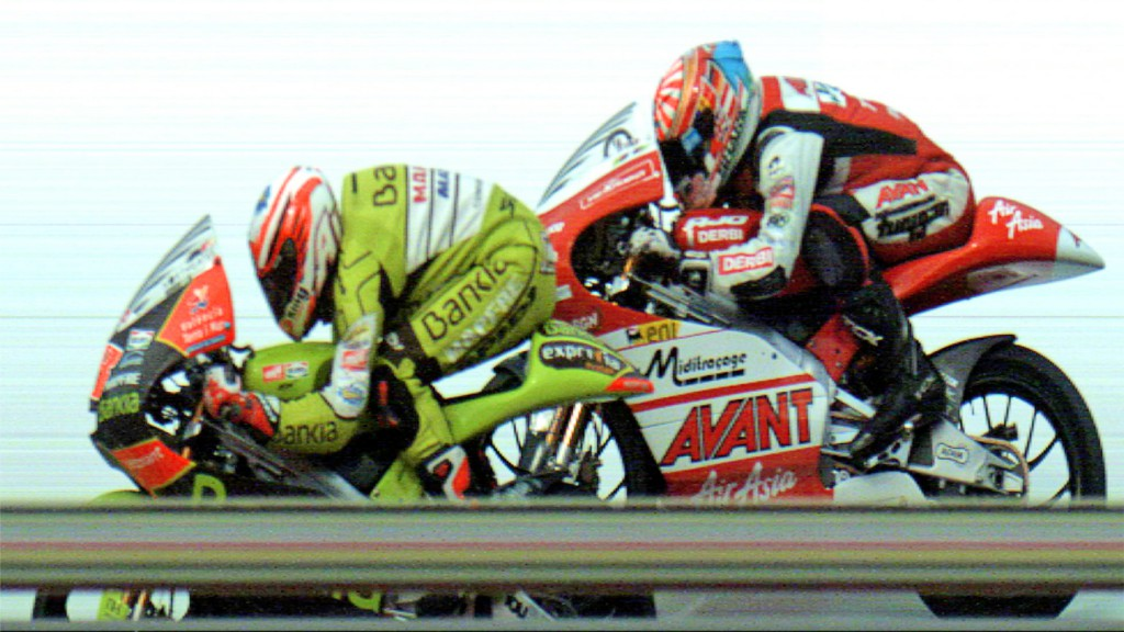 125cc Misano Race, Photo finish