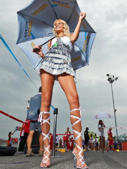 Paddock Girls, Gran Premio Aperol di San Marino e della Riviera di Rimini - © Copyright Alex Chailan & David Piolé