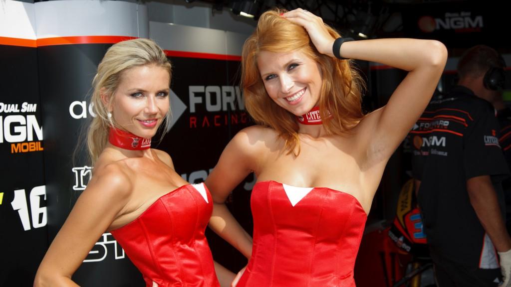 Paddock Girls, Gran Premio Aperol di San Marino e della Riviera di Rimini