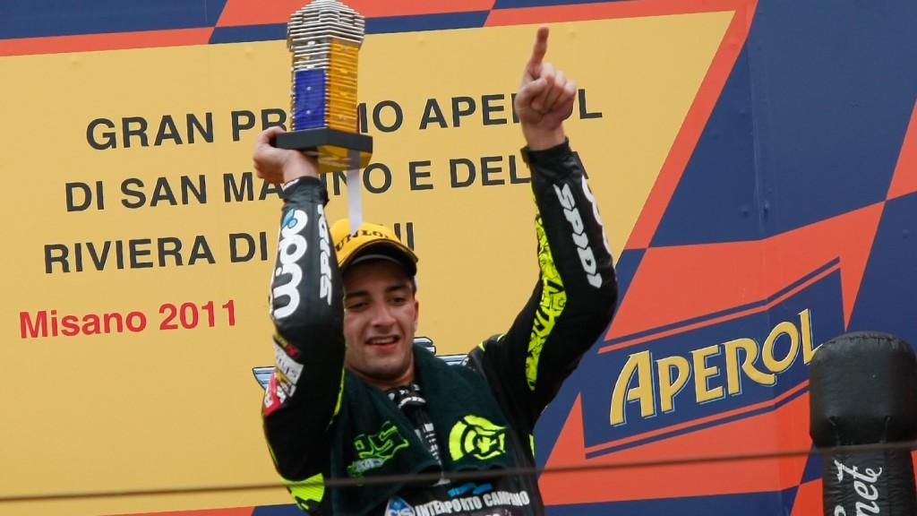 Andrea Iannone, Speed Master Team, Misano RAC