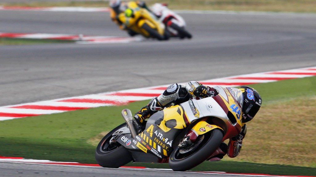Scott Redding, Marc VDS Racing Team, Misano RAC