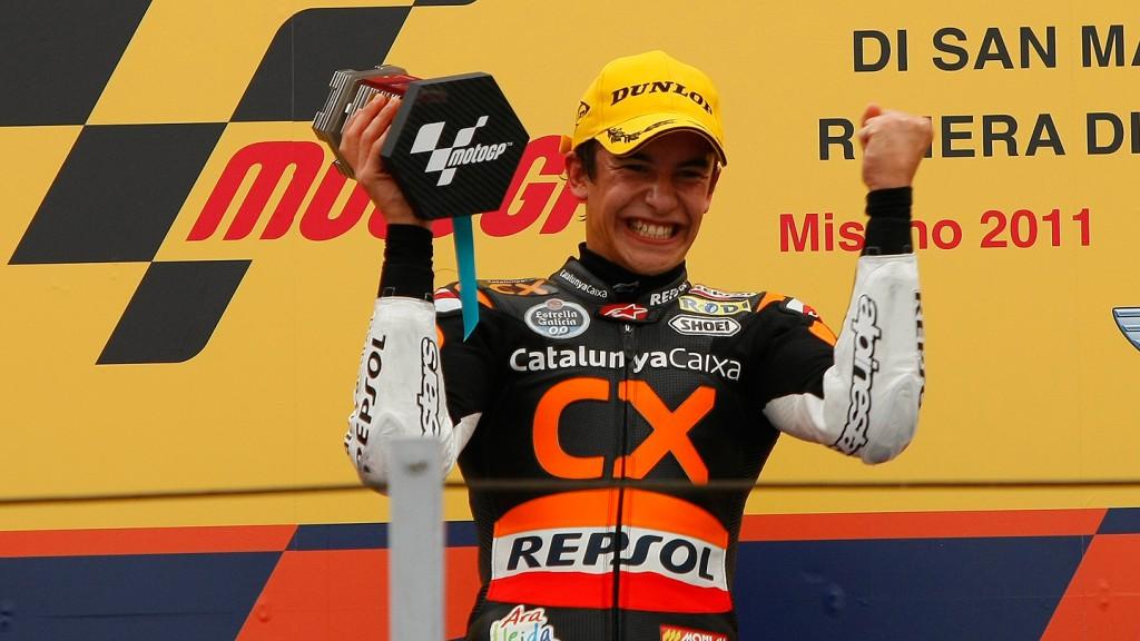 Marc Marquez, Team Catalunya Caixa Repsol, Misano RAC