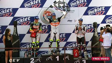 2011 - CEV Buckler - Round 5 - Albacete - Highlights - Moto2