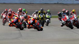 2012 MotoGP World Championship calendar released