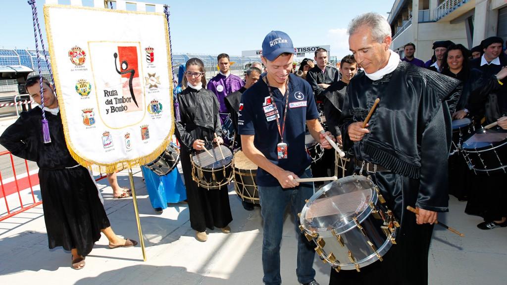 Esteve Rabat, Blusens-STX, Gran Premio de Aragón Preevent, Motorland Aragón