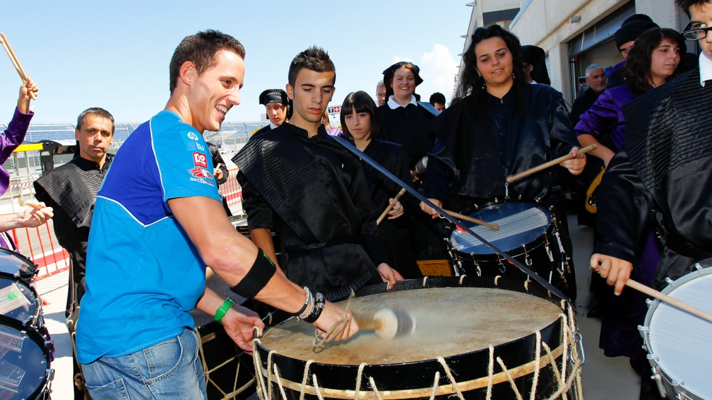 Pol Espargaró, HP Tuenti Speed Up, Gran Premio de Aragón Preevent, Motorland Aragón