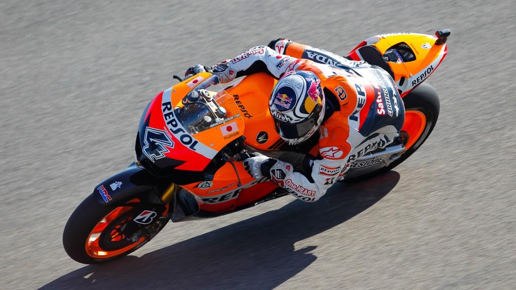 Andrea Dovizioso, Repsol Honda Team, MotorLand Aragón FP1