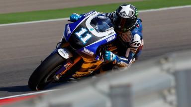 Ben Spies, Yamaha Factory Racing, MotorLand Aragón FP1