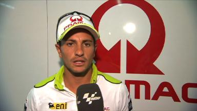 Aragon 2011 - MotoGP - FP2 - Interview - Randy De Puniet