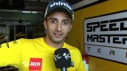 Aragon 2011 - Moto2 - FP2 - Interview - Andrea Iannone