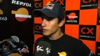 Aragón 2011 - Moto2 - FP2 - Interview - Marc Márquez