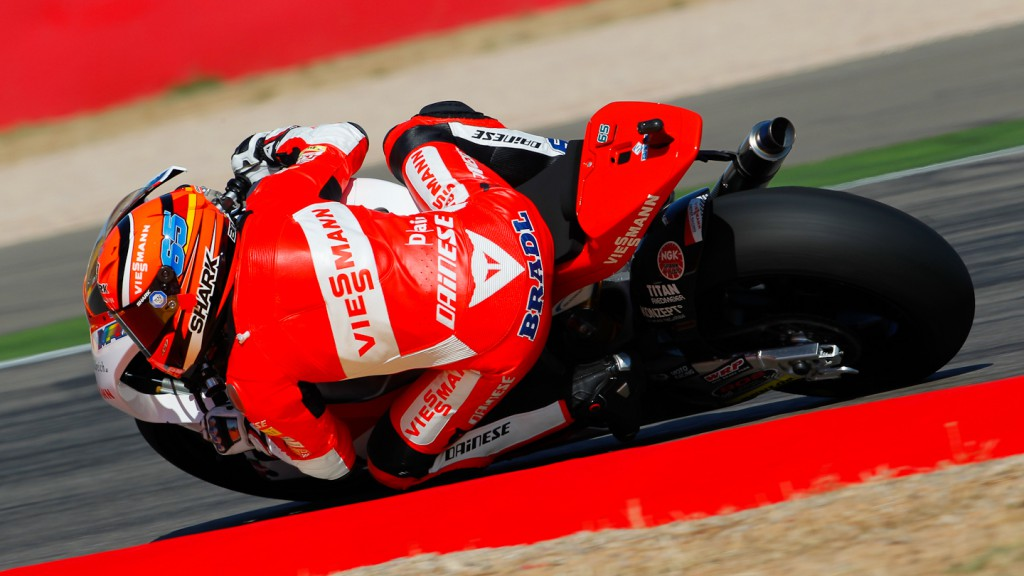 Stefan Bradl, Viessmann Kiefer Racing, MotorLand Aragón FP1