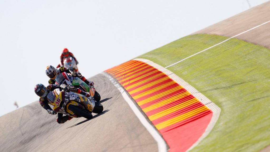 Moto2, FP1, MotorLand Aragón FP1