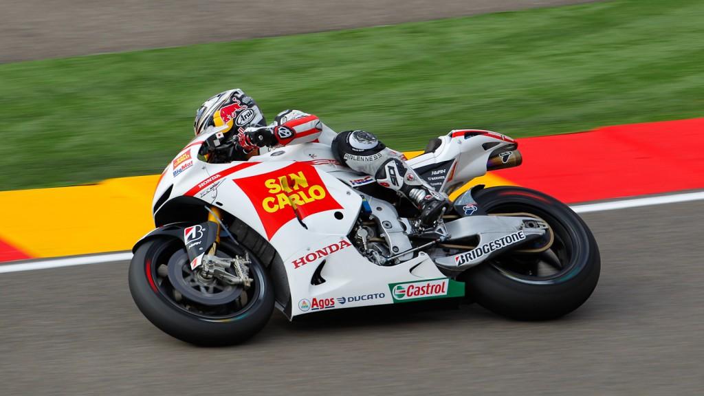 Hiroshi Aoyama, San Carlo Honda Gresini, MotorLand Aragón QP