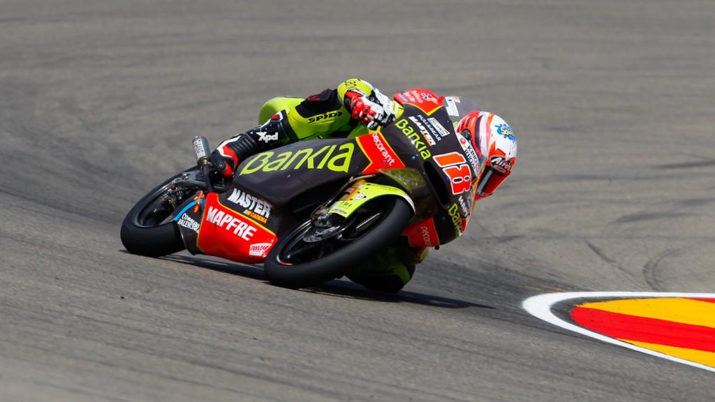 Nico Terol, Bankia Aspar Team 125cc, MotorLand Aragón QP