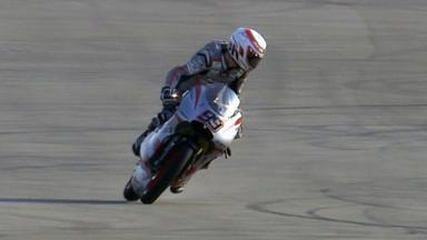 Aragón 2011 - 125cc - FP3 - Action - Danny Webb