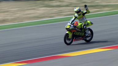 Aragón 2011 - 125cc - QP - Highlights