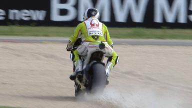 Aragón 2011 - MotoGP - QP - Action - Randy De Puniet
