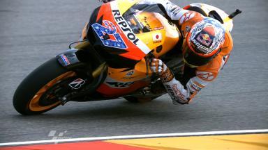 Aragon 2011 - MotoGP - QP - Highlights