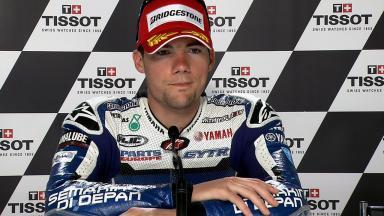 Aragón 2011 - MotoGP - QP - Interview - Ben Spies