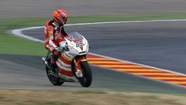 Aragón 2011 - Moto2 - QP - Action - Stefan Bradl