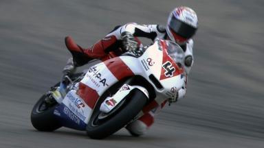 Aragón 2011 - Moto2 - QP - Action - Simone Corsi