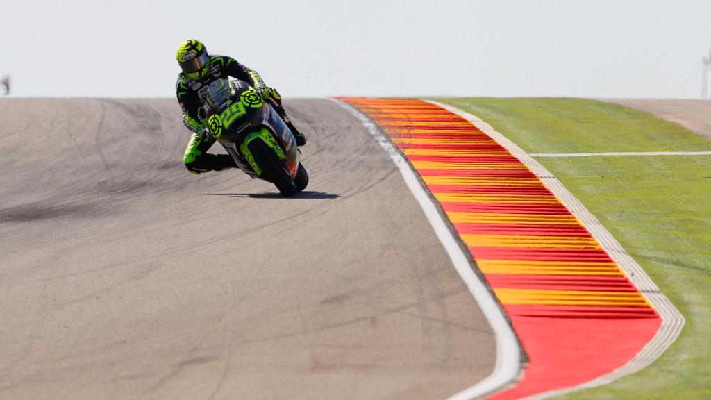 Andrea Iannone, Speed Master,  MotorLand Aragón QP